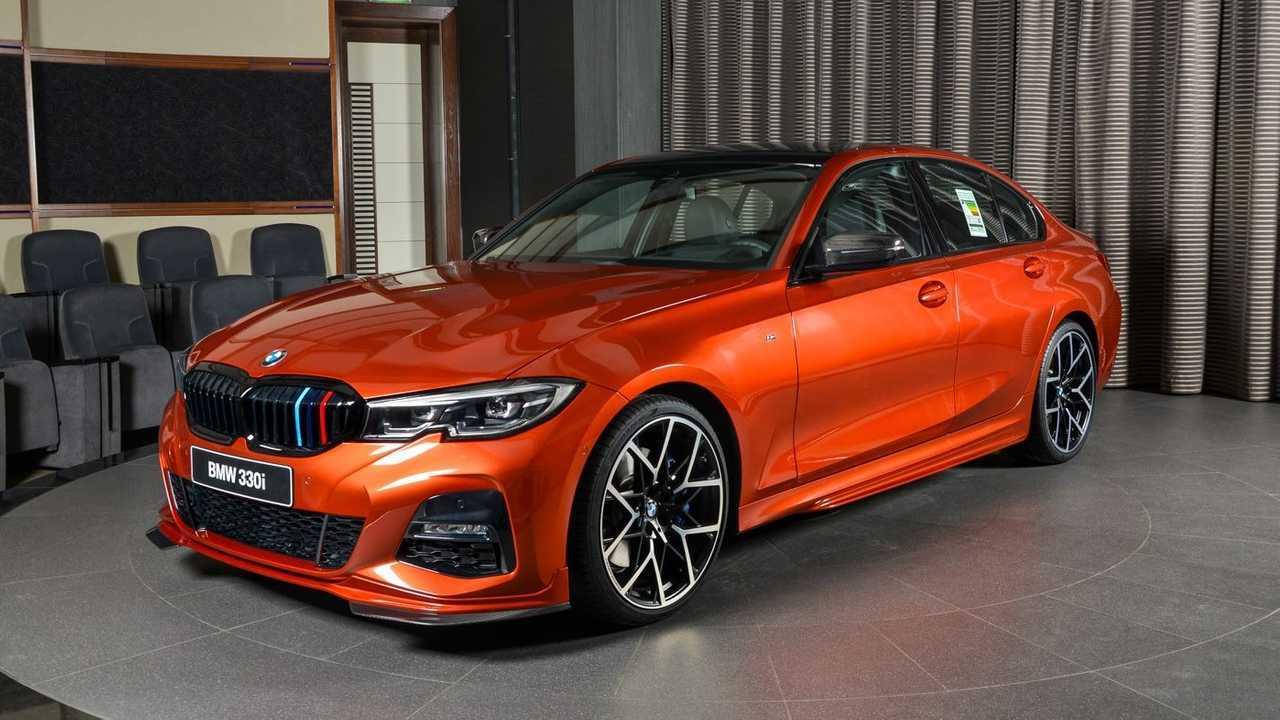BMW 330i M Performance