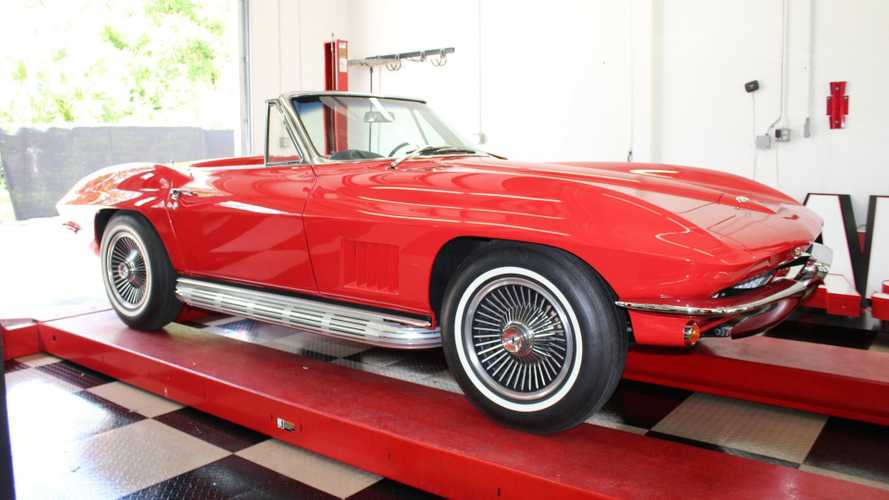 Restored 1967 Chevrolet Corvette Convertible Is Ready For Summer
