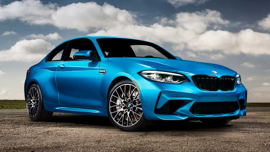 Your Chance To Win This BMW M2 Competition Is Going Fast
