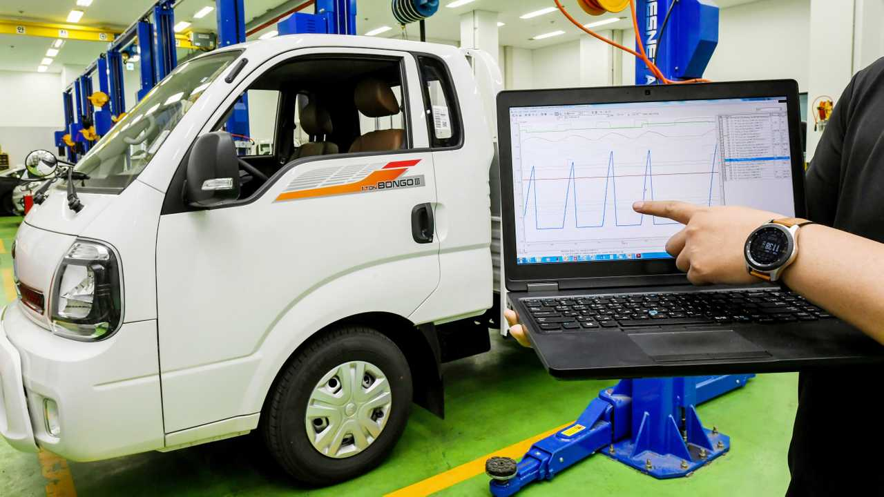 Hyundai Motor Group Develops World's First Performance Control for Commercial EVs with Weight Estimation
