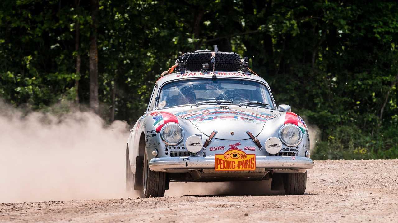 Porsche Comes Through For Renee Brinkerhoff Of Valkyrie Racing