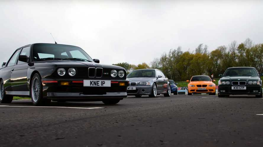 Watch This Six-Part History Lesson On The Legendary BMW M3