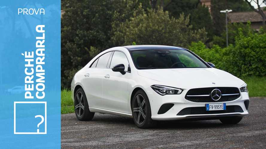 Mercedes CLA, perché comprarla... e perché no