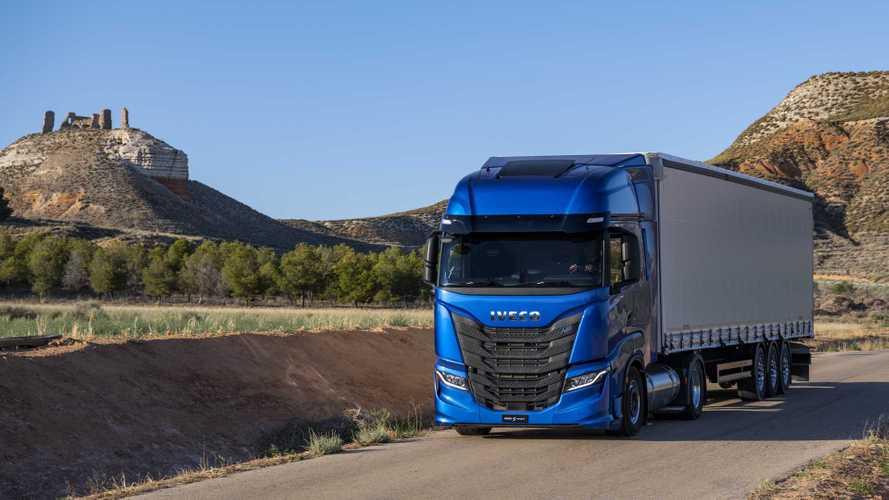 Camion a metano la Germania elimina i pedaggi