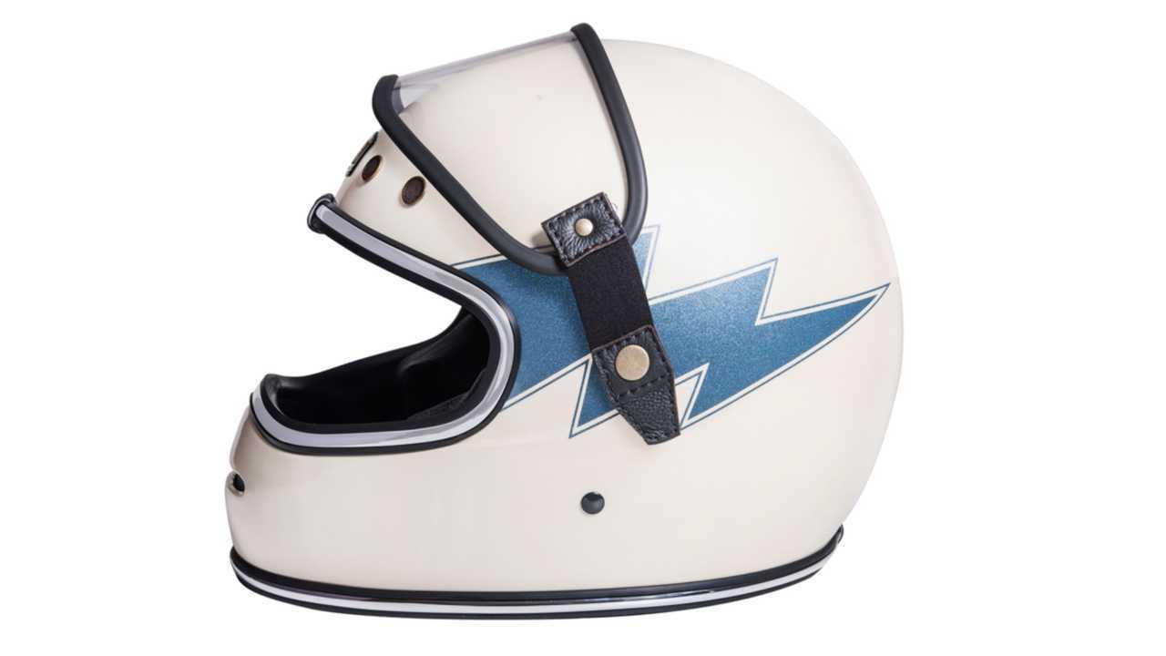 Ultra Retro: Urban's BigBore Motorcycle Helmet