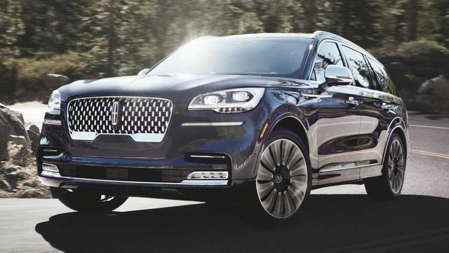 Lincoln Aviator Suspension Scans The Road 500 Times Per Second