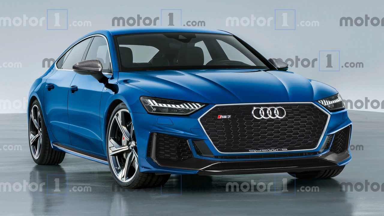 Audi A3 Sport >> New Audi RS7 Sportback rendering has the wow factor