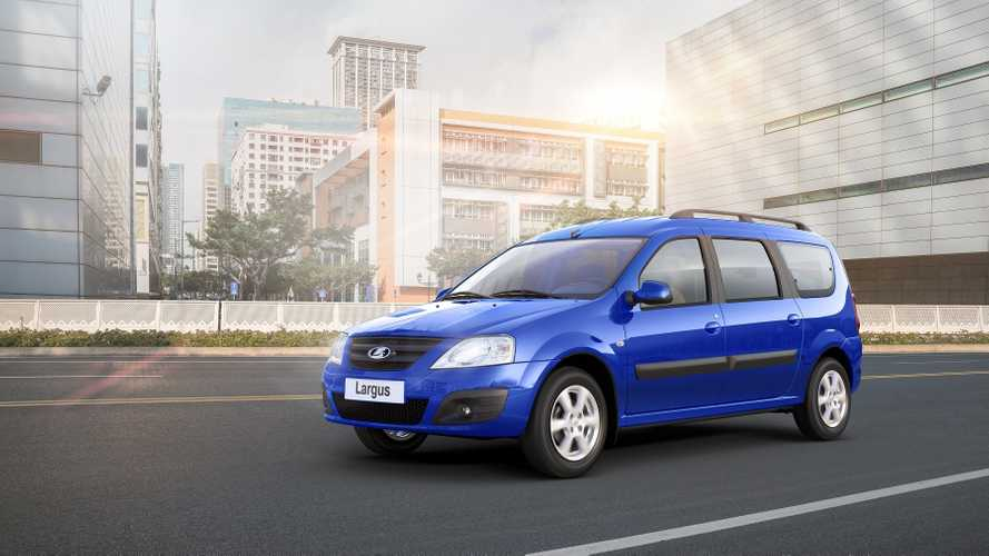 АвтоВАЗ обновил семейство Lada Largus
