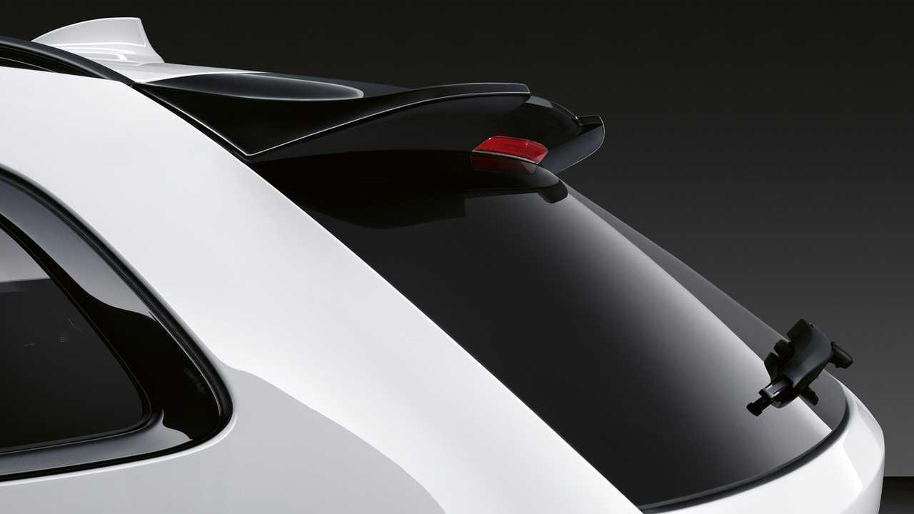 2020 BMW 3 серии Touring с деталями M Performance