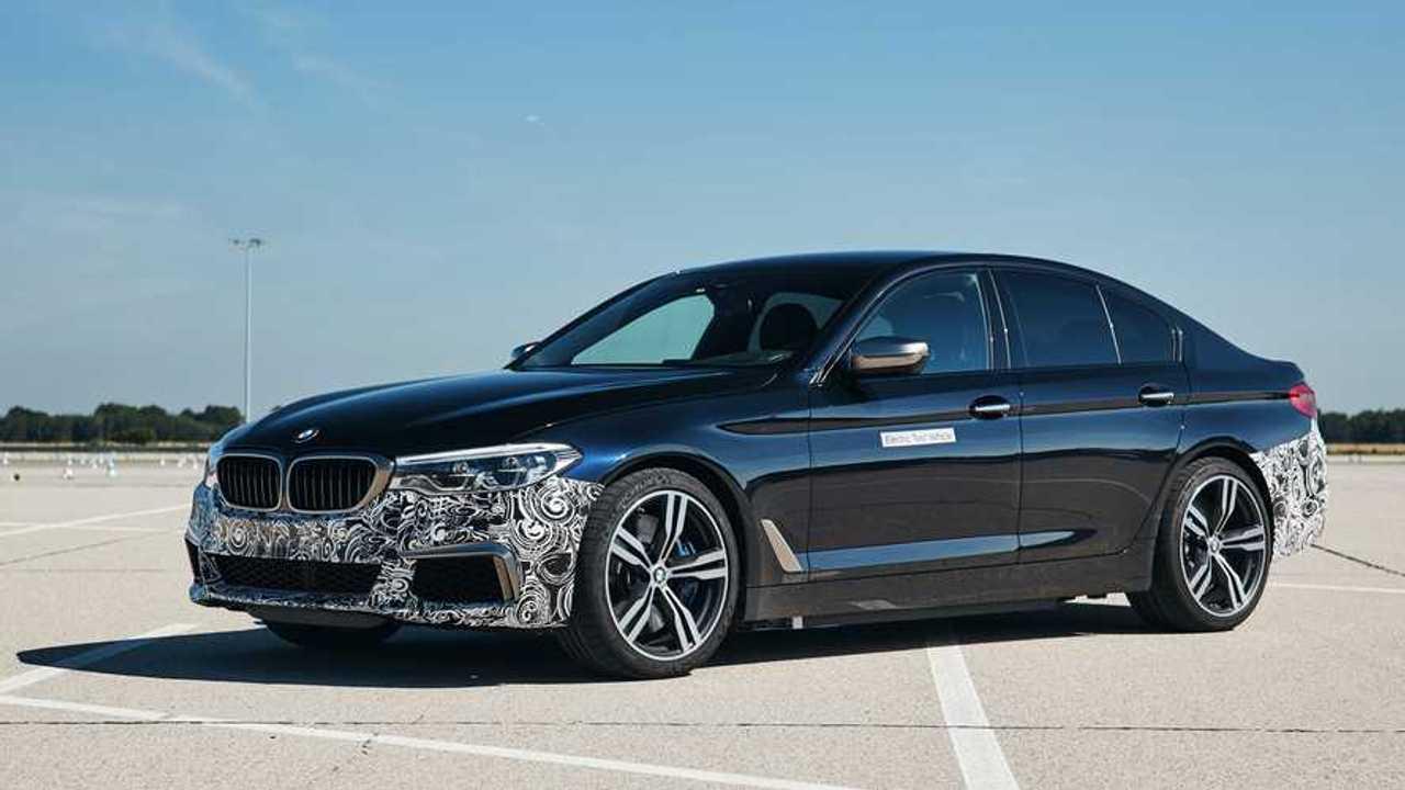 BMW Power BEV (Versuchsträger, 2019)