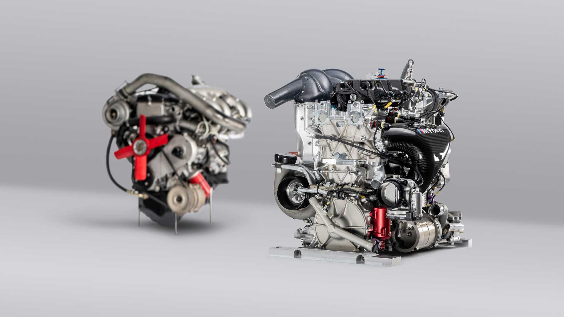 Bmw Compares M4 Dtm S Engine With The 2002ti S