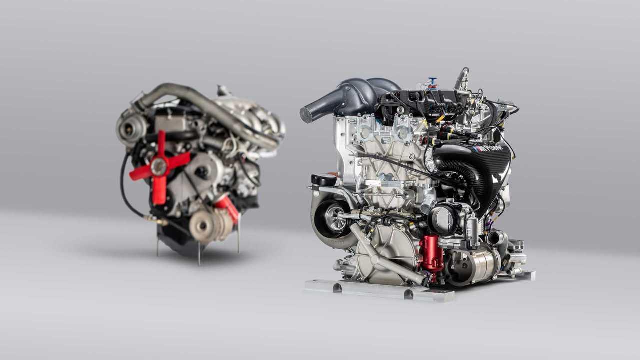BMW DTM Engine Comparison