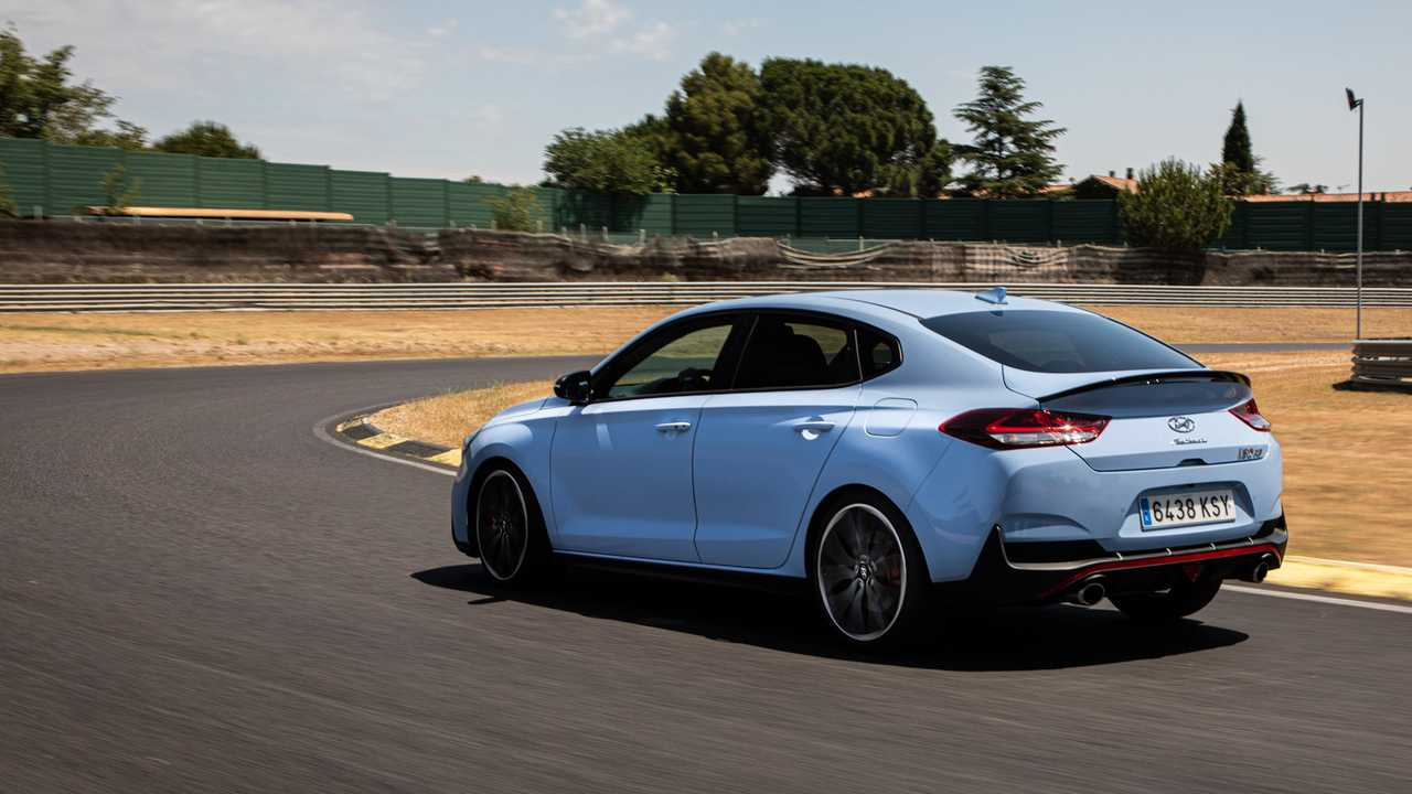 Prueba Hyundai i30 N Fastback Performance 2019 (Photo by Alberto de Armas)