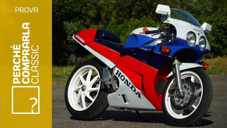 Honda RC30 | Perché Comprarla Classic