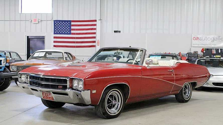 1969 Buick Gran Sport 400 Convertible Proves Cadillac Doesn't Always Win