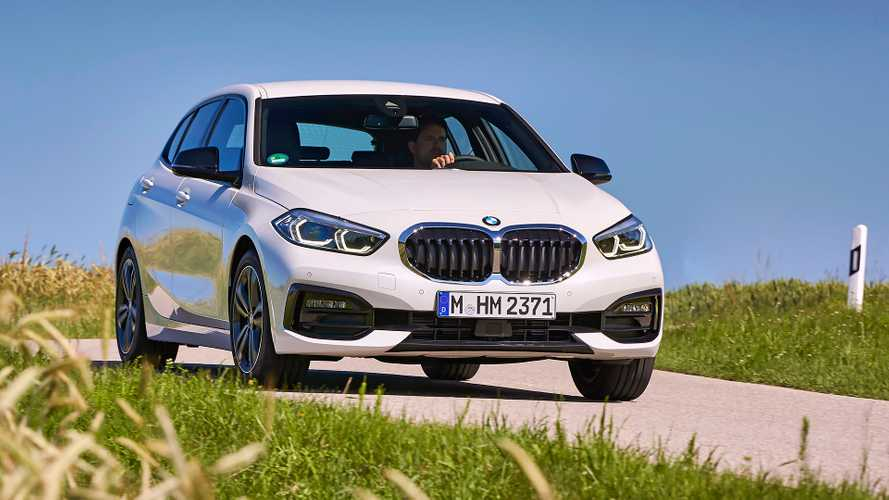 Neuer BMW 1er (F40): A-Klasse-Gegner mit Frontantrieb im Test
