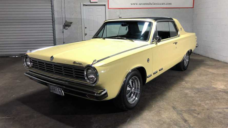 All Charged Up: 1965 Dodge Dart Charger 273