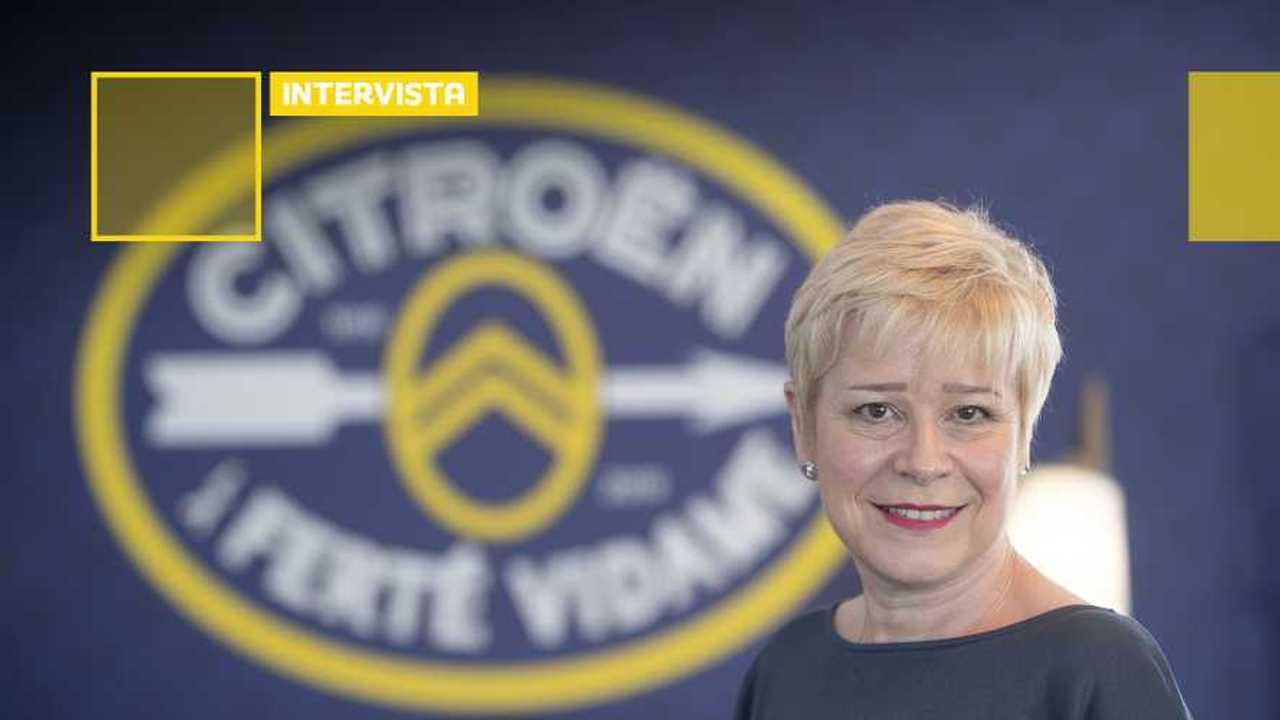 Intervista Linda Jackson, CEO Citroen
