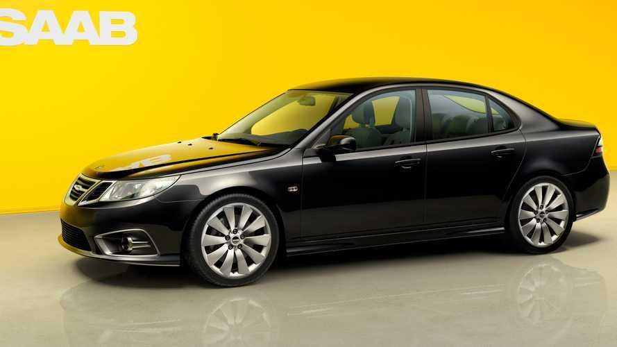 La toute dernière Saab produite aux enchères !