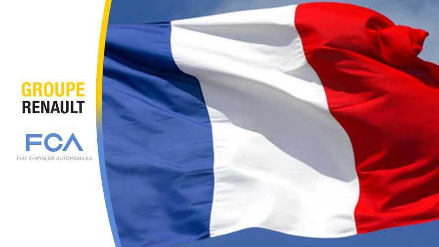 Fca-Renault: per il governo francese serve più tempo per decidere