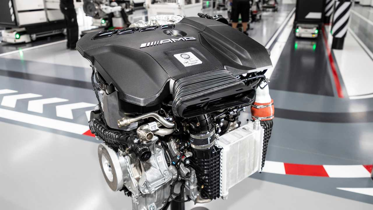 Mercedes-AMG M139 Engine
