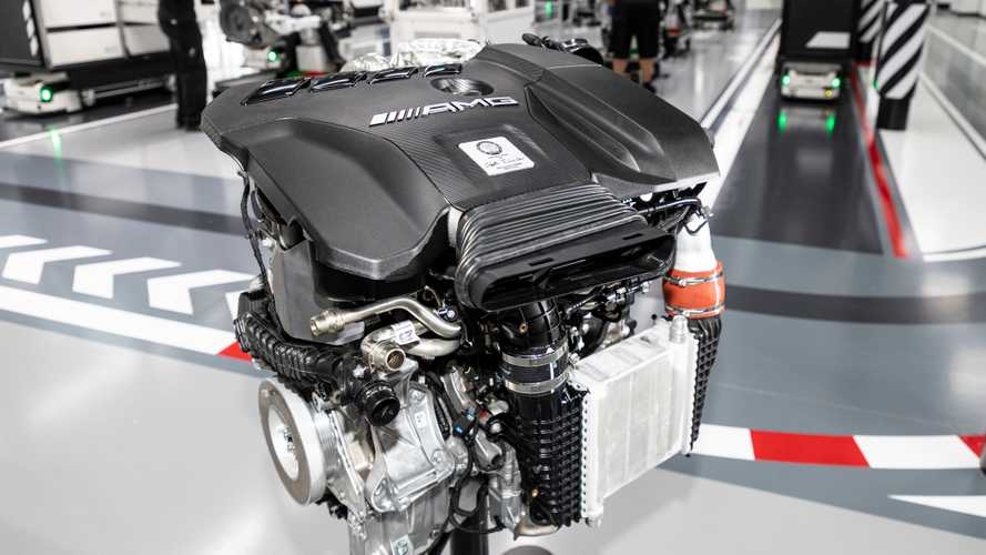 Mercedes-AMG Hints At Even More Powerful 4-Cylinder Engine