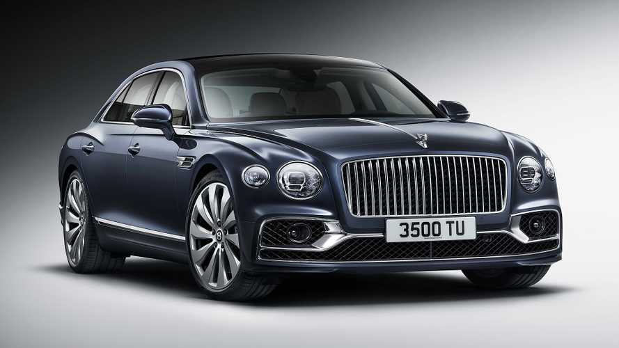 Bentley Flying Spur 2020, calidad suprema