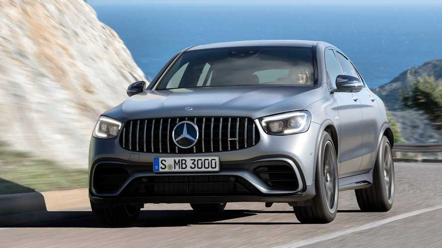 Mercedes-AMG GLC 63 Coupé 2019