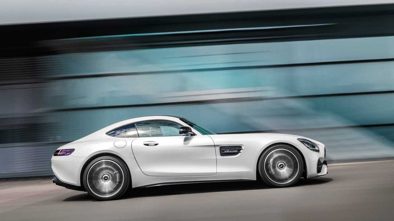 Mercedes-AMG GT - 1 matriculación
