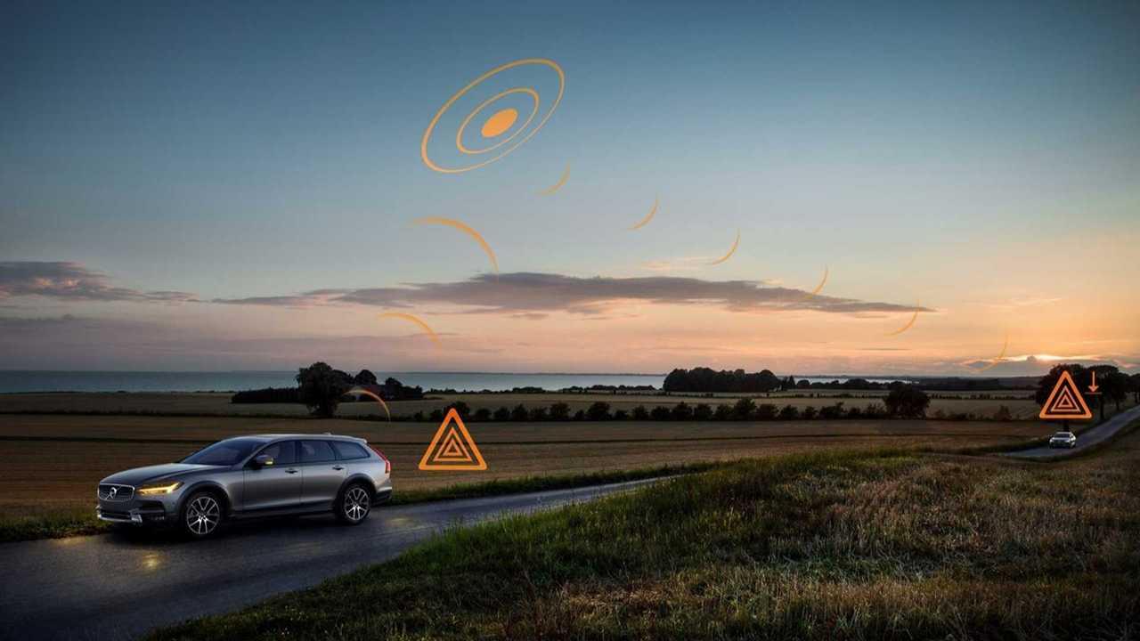 La sicurezza connesa di Volvo, dal 2020 in tutta Europa