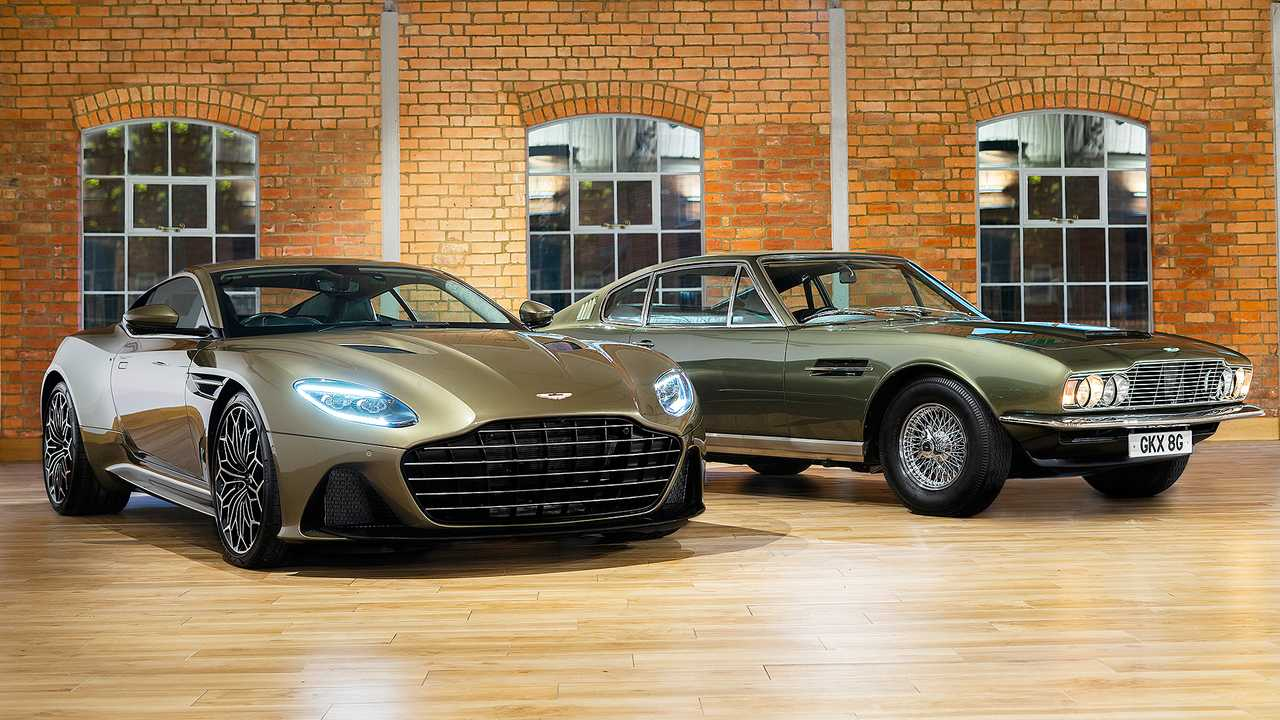 Aston Martin Confirms Fourth Car Appearing In Next Bond Movie