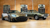 Aston Martin DBS Superleggera James Bond Versiyonu