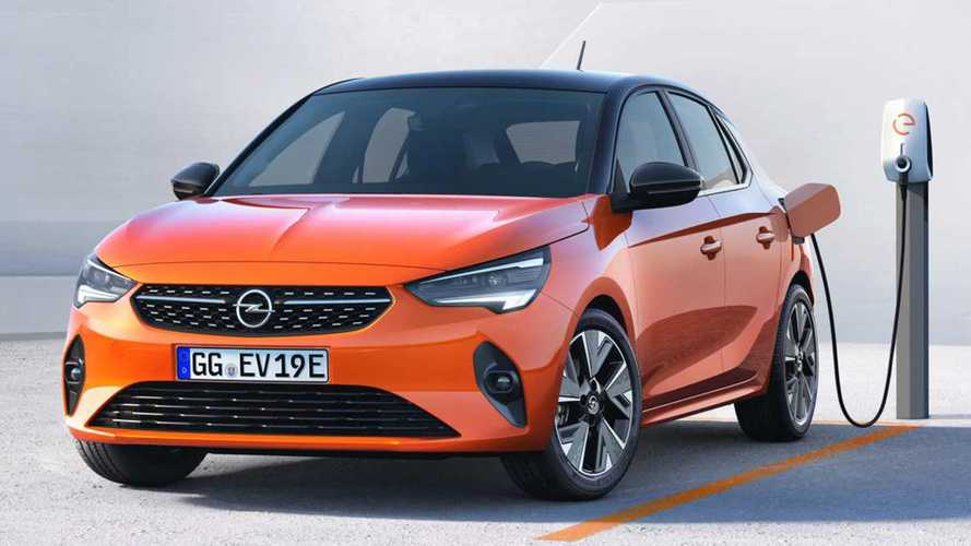 Opel Corsa-E Revealed With Sharp Look, 205-Mile Range
