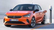 Opel Corsa (2019): Erste Bilder und Details zum Corsa-e