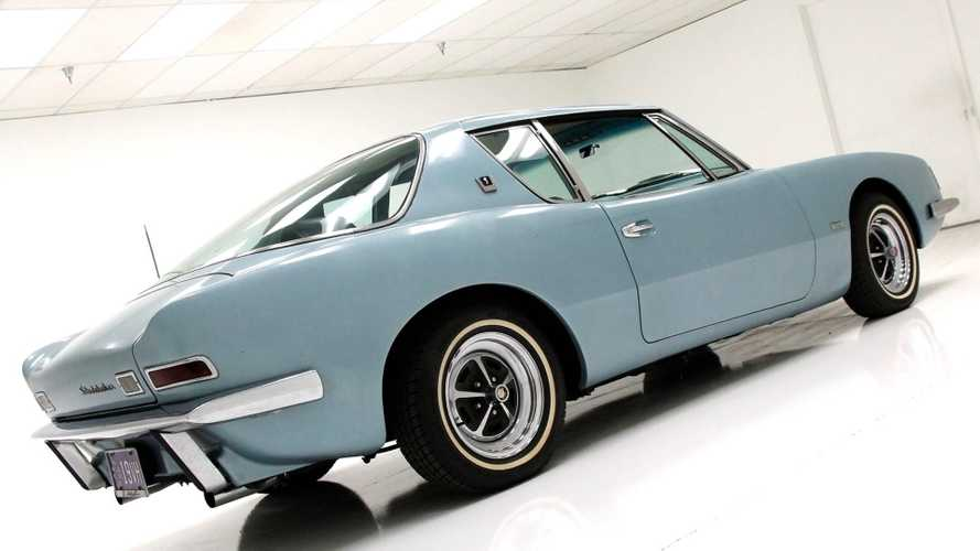 Handsome Studebaker Avanti Needs A Loving Home