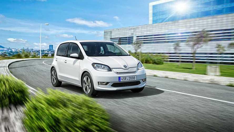 Škoda Citigo e iV - 15'600 euros pour la petite citadine électrique