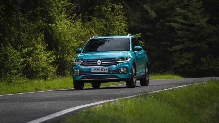 Primera prueba Volkswagen T-Cross 2019