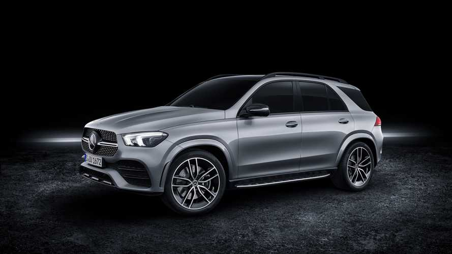 2020 Mercedes-Benz GLE 580 Debuts With Mild Hybrid V8 Power