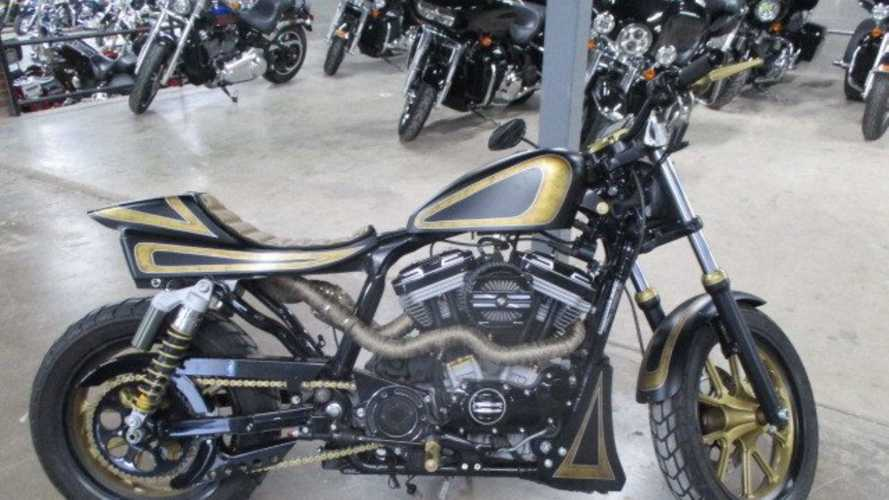 2016 Harley-Davidson Sportster SuperLow XL 883L Is Great For Beginners And Veterans