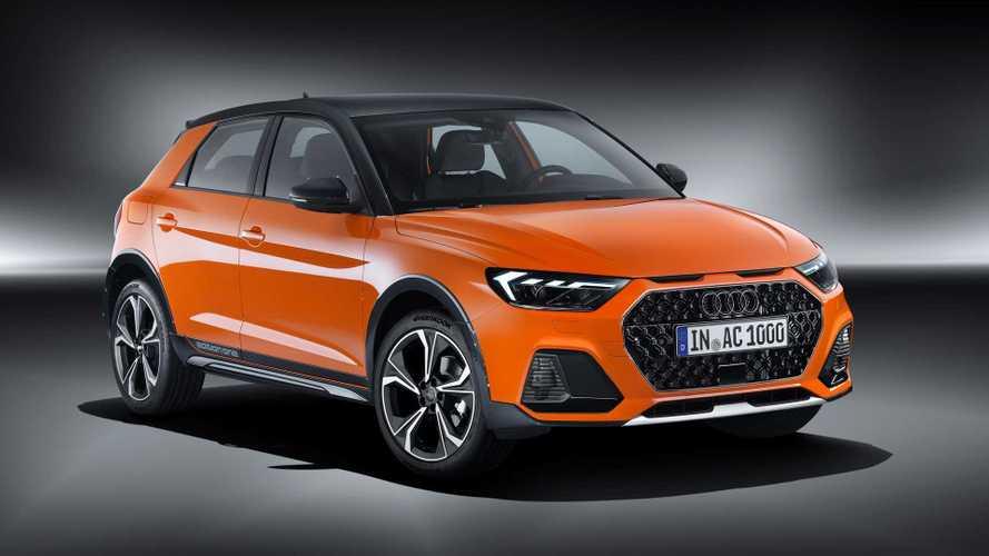 Audi A1 citycarver, i prezzi partono da 23.950 euro