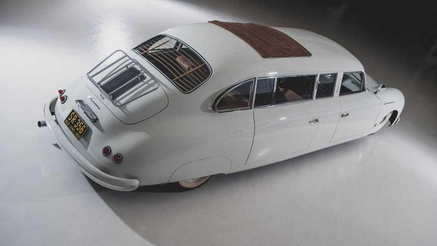Une Porsche 356 Limousine unique adjugée à 190'000 euros