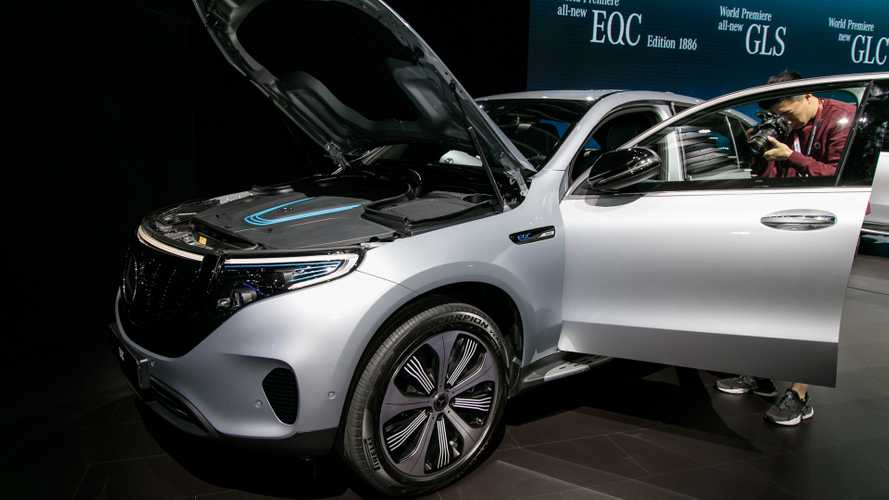 Mercedes-Benz EQC Edition 1886 Adds Exclusivity To The Electric SUV [UPDATE]