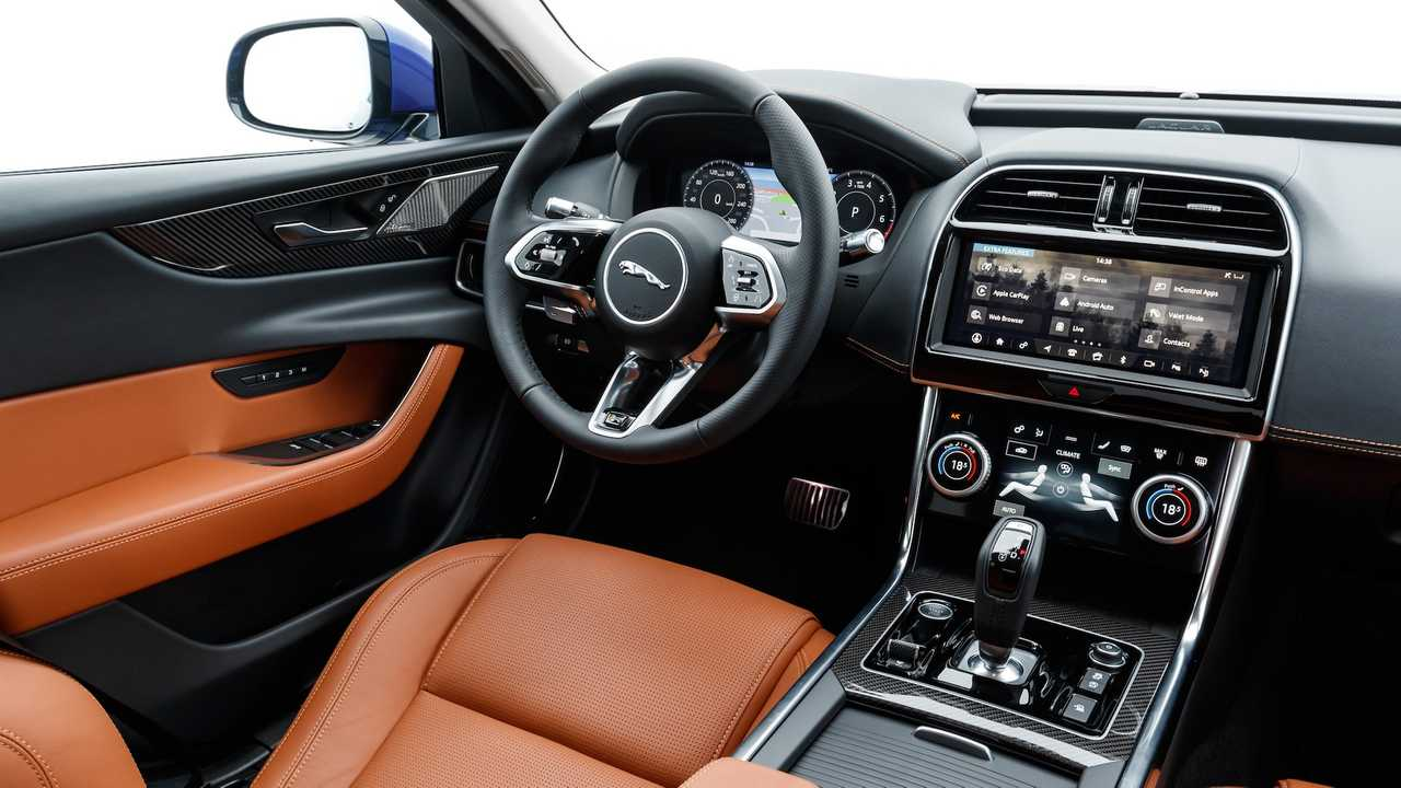 2020 jaguar xe first drive: more is more