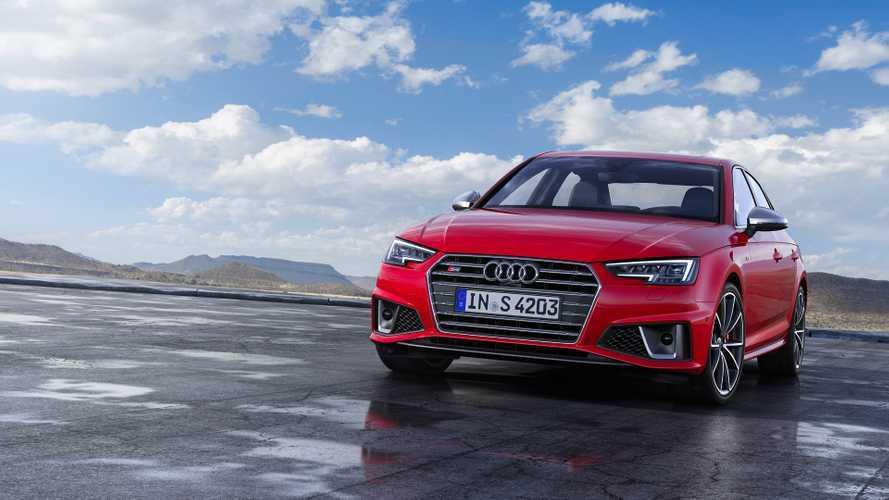 Audi S4 Sedan da dizel motora kavuştu
