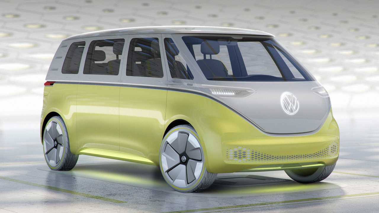 10. The High-Tech VW Camper Van Of The Future?