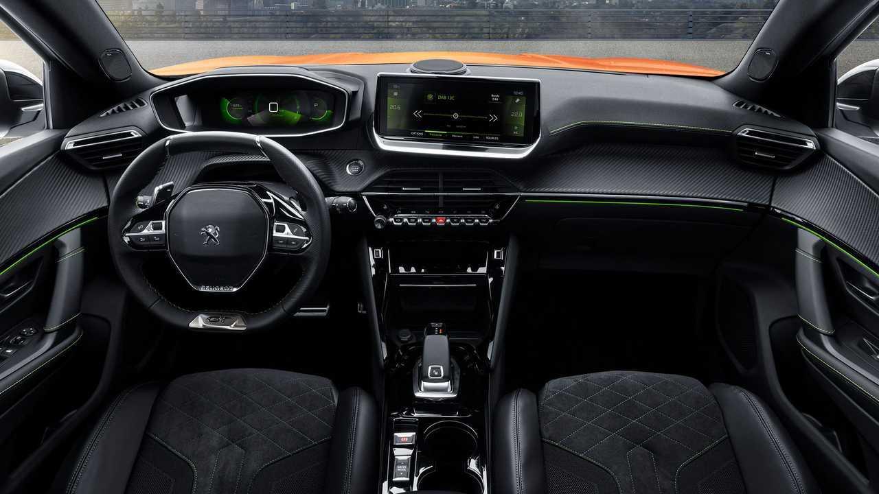 Peugeot 2008 2020 (Europa)