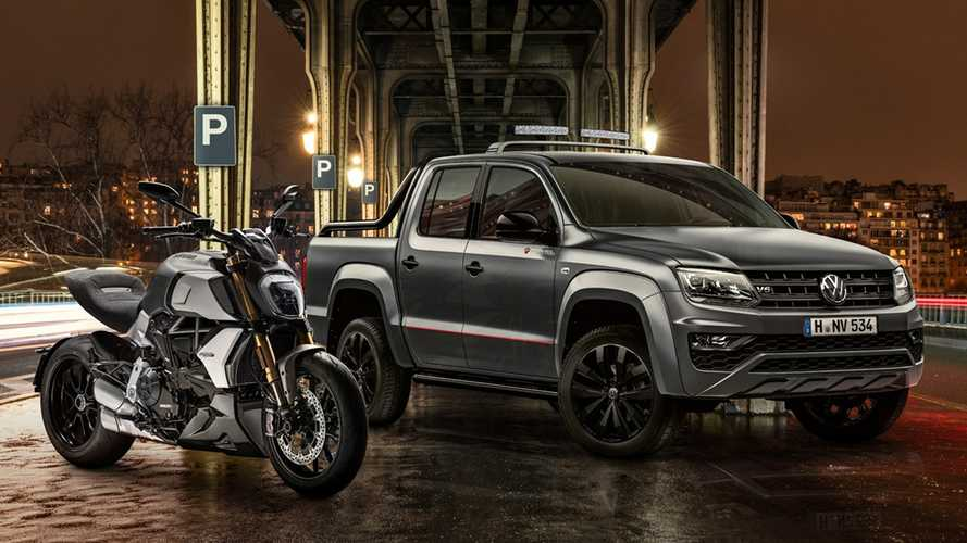 Volkswagen Amarok Ducati Diavel Edition - Pick-up pour motards