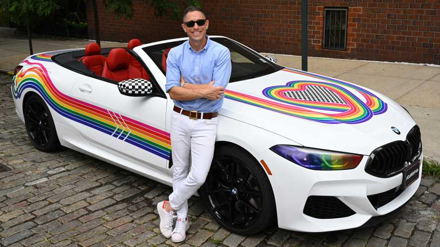 BMW Celebrates WorldPride With Custom 8 Series Convertibles
