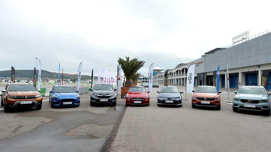 Türkiye'de yılın otomobili seçildi!
