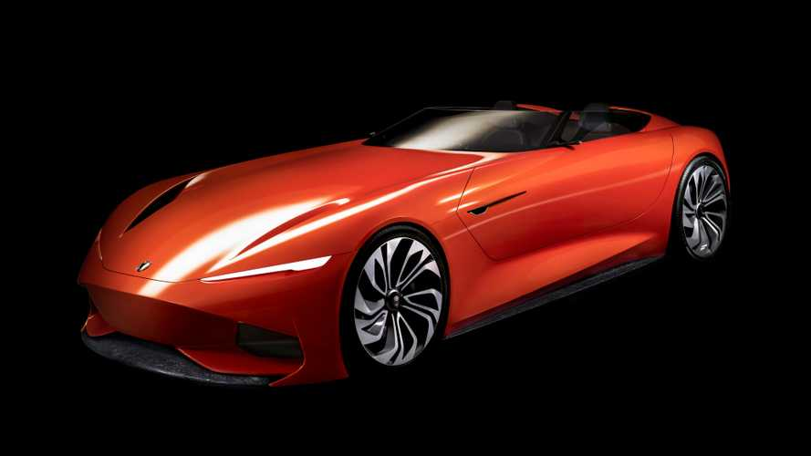 Karma SC1 Vision Concept Previews Design Language Of Tomorrow